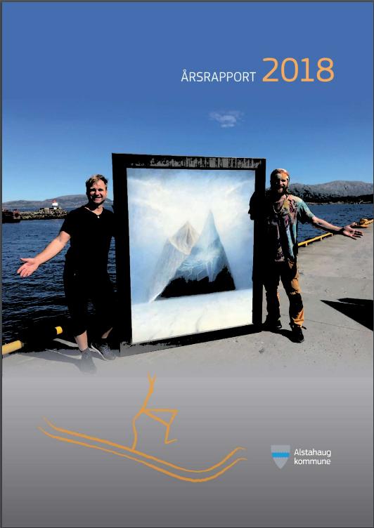 forside årsrapport2018