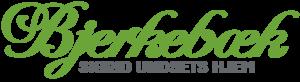 Logo Bjerkebæk+Sigrid Undsets hjem