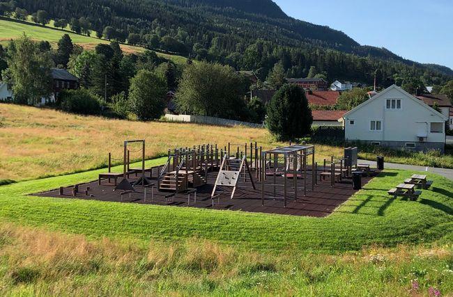 Aktivitetspark ved Spar