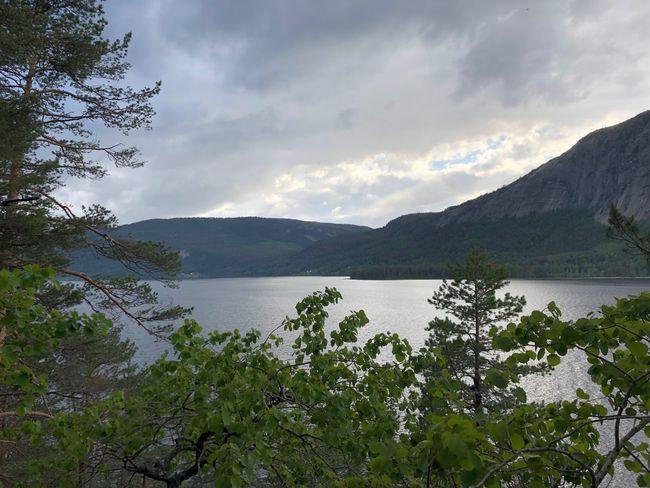 Utsikt frå Hamaren