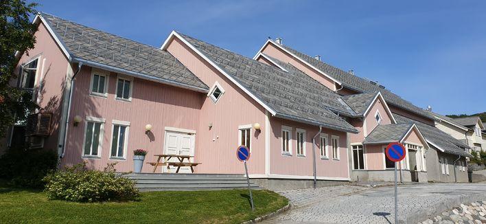 Skjervøy kulturhus sommer 2019