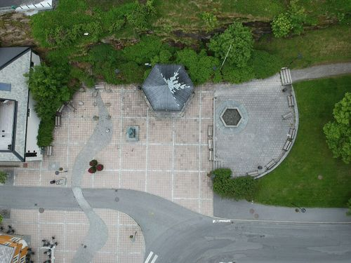 Dronebilde_PaviljongParken