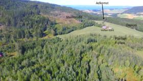 201903 Dronefoto sett nordover