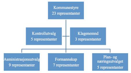 Politisk organisering