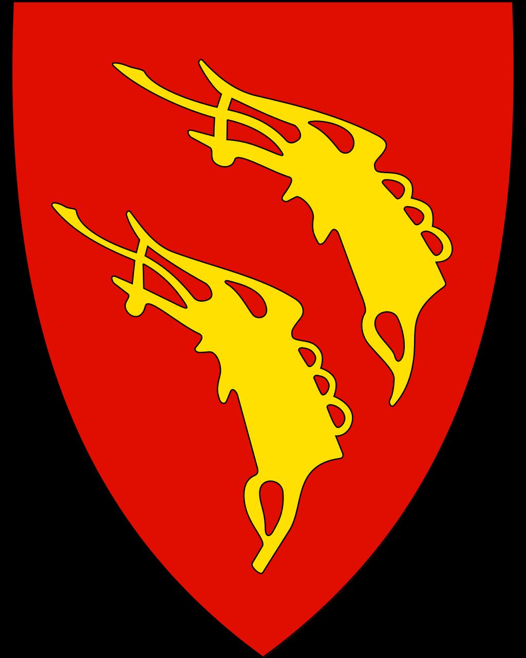 LÆRDAL KOMMUNE logo
