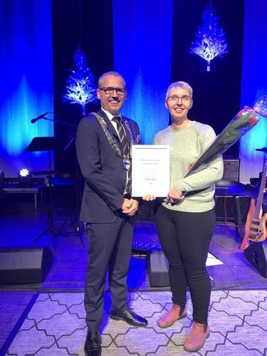 Prisvinner 2018: Hilde Skjevelnes Henriksen