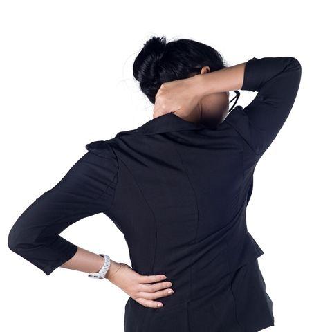 Vond nakke og rygg
