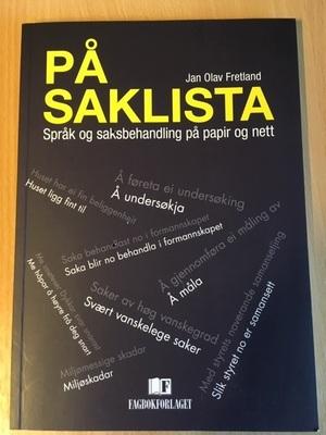 På sakslista - Nynorsk kurs