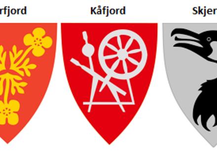 ntroms kommunevåpen
