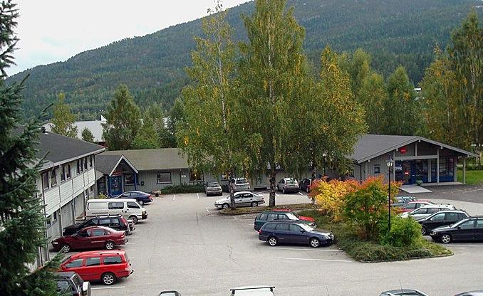 Kommunehuset i Seljord
