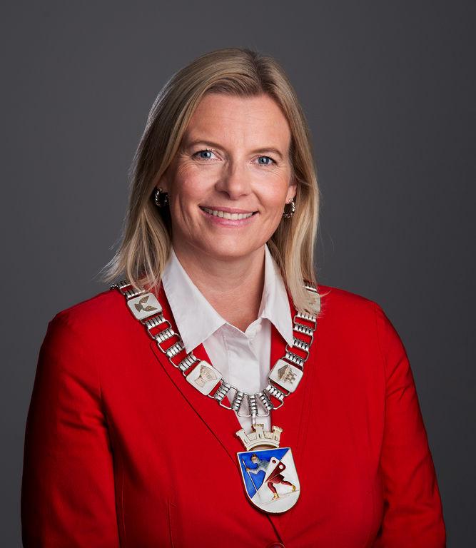 Ordfører Ingunn Trosholmen