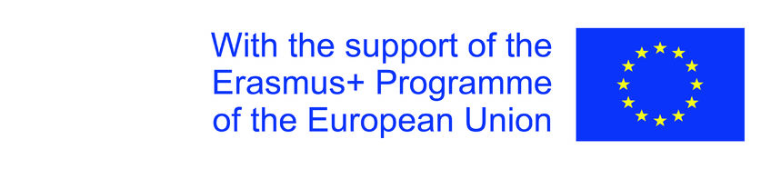 With the support of Erasmus