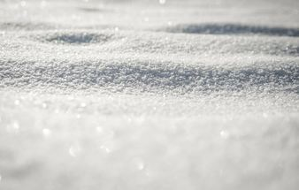 Snø. Foto: Pixabay