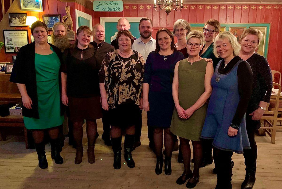 25-årsjubilantar i Seljord kommune 2019