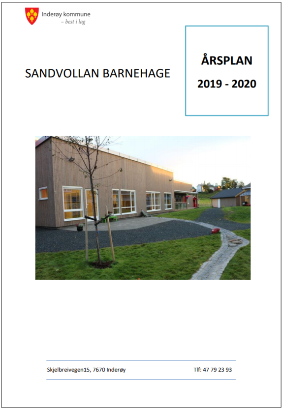 Årsplan 2019-2020