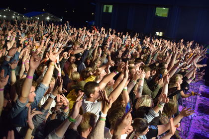 Jordeplerock er ein musikkfestival som blir arrangert i Lærdal sentrum sommarstid – hit kjem nokre av dei største banda i Noreg, og kring 3000 festivaldeltakarar.