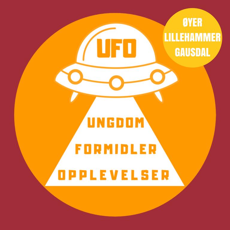 Logoen til UFO