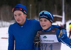 Olav og Abel