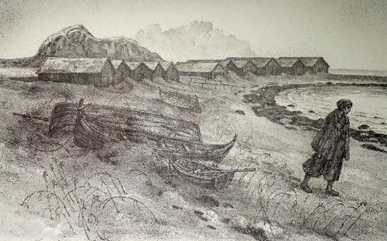 Ved vestfjorden