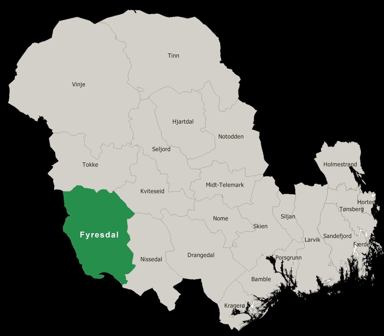 Fyresdal kommune