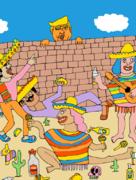 trump og tacofest