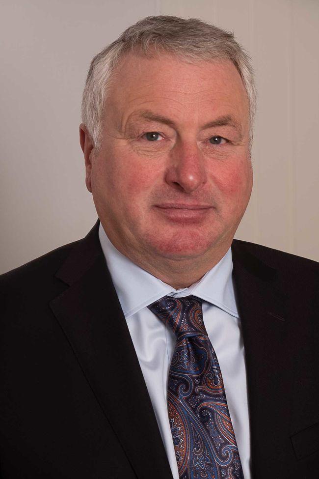 Ordfører i Alstahaug Peter Talseth