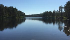 Damanlegget ved Stavsjøen skal rehabiliteres i løpet av året.