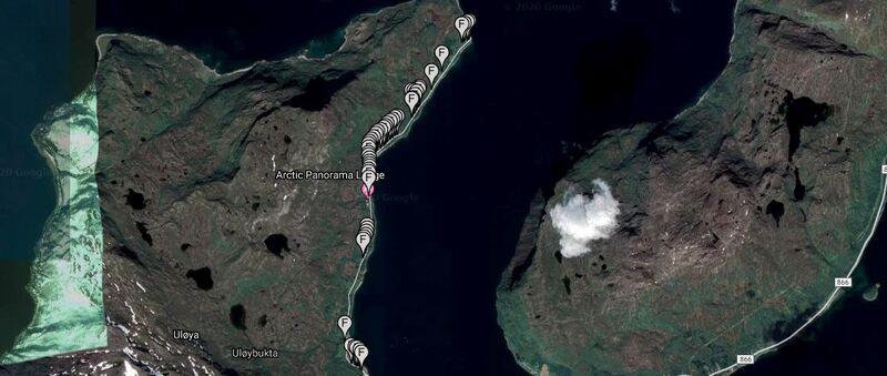 Uløya  stolpesanering
