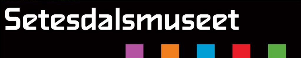 Logo Setesdalsmuseet