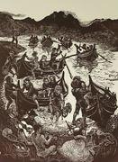 Nytt feb Musikantene går i lang sort-hvit