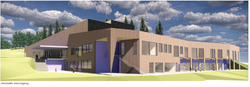 Fasade skisseprosjekt