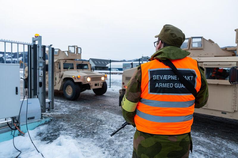 Foto: Kristian Kapelrud / Forsvaret