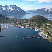 Skjervøy foto Øyvind Hansen