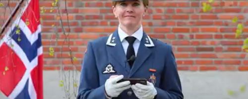 Plasskommandant Jørstadmoen leir, Oberstløytnant Silje Nythun