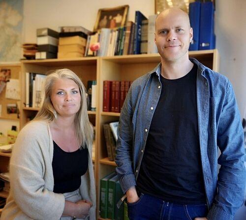 Kirsten Toft pg Espen Isaksen