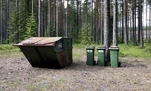 Container i Stykkjevika