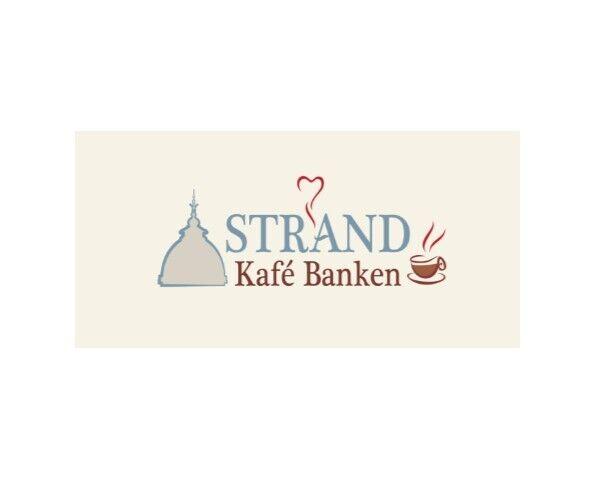 Strand kafe logo