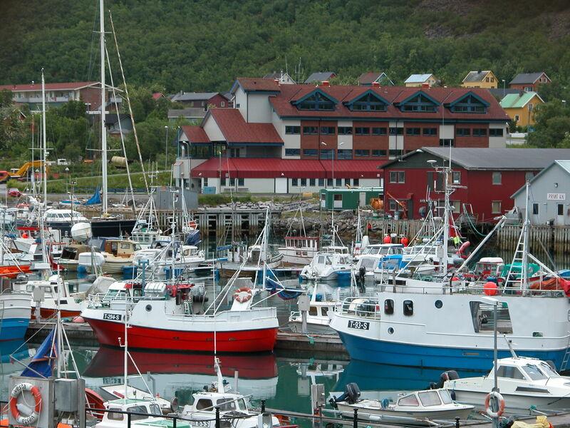 NTVGS Skjervøy Foto Skjervøy kommune