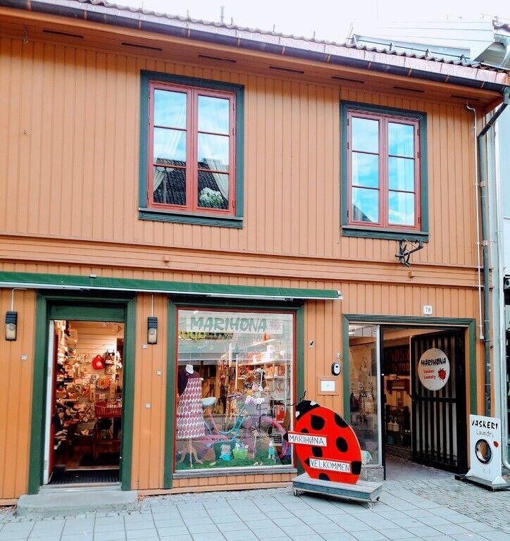 Marihøna butikk