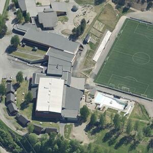 Jorekstadhallen, håndball, Jorekstad