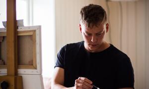 Andreas Valebjørg sin bror Stian