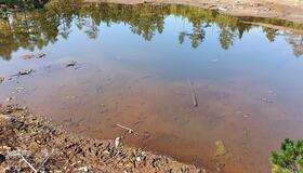 Karussdammen i Stavsjøen