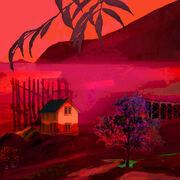 rødt landskap 2