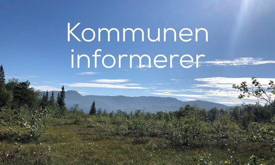 Kommunen informerer