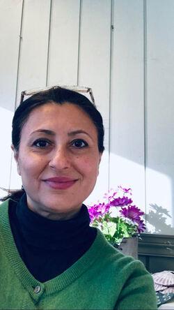 Shadi Doroudian portrett