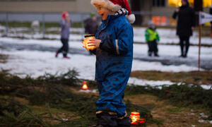 Juleavslutning i barnehagen
