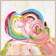 Hope 1_Acrylic on canvas_125x125_2020 cm