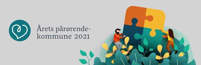 Årets pårørendekommune 2021