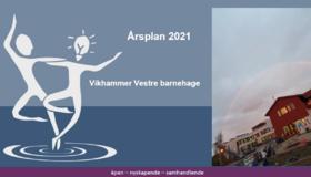 Årsplan - Vikhammer Vestre 2021 - forside
