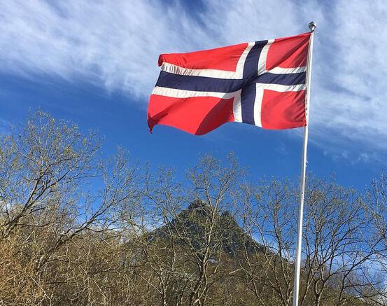 Markvoll i rødt hvitt og blått 2017